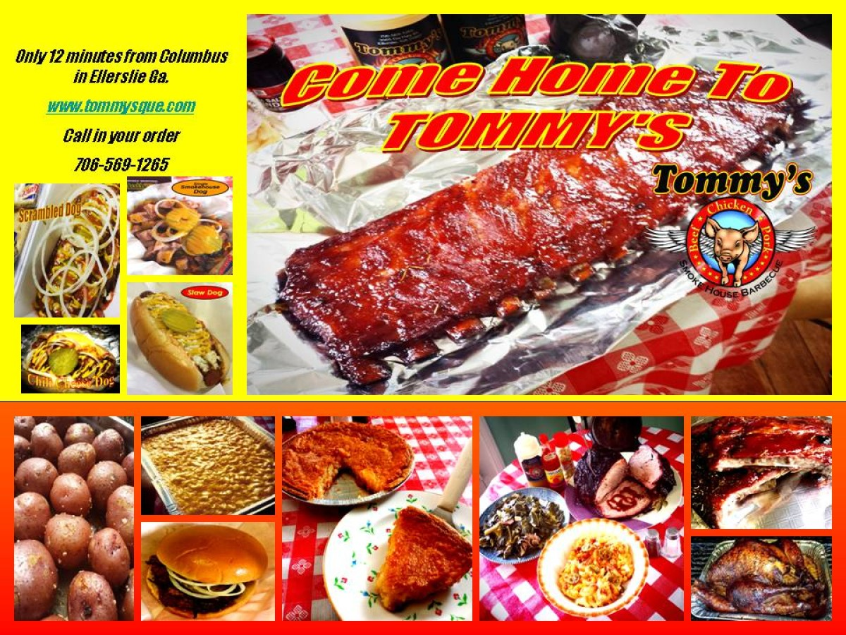 Tommys Barbecue